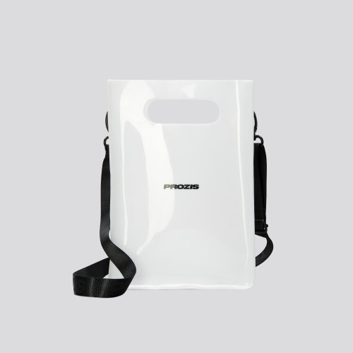 Bolso de hombro  - Grand Pigalle Cloud White