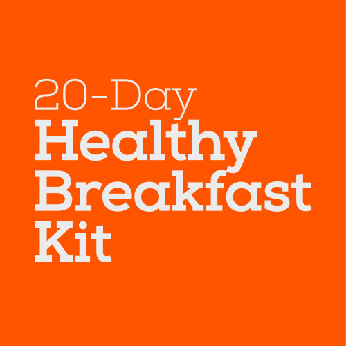 20-Day Healthy Breakfast Kit