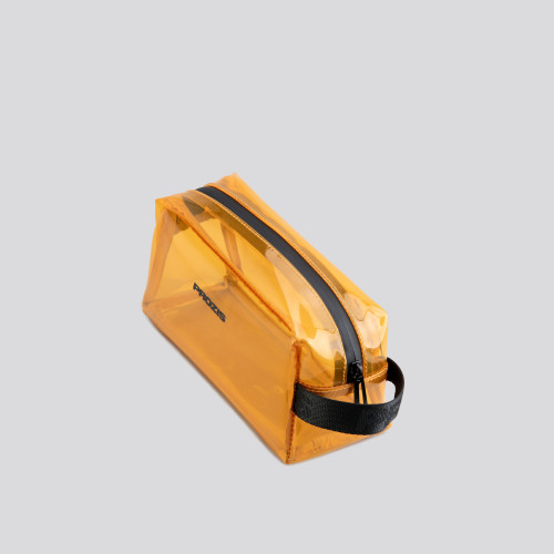 Wash Bag - Travel Bubble Toasted Yellow