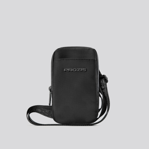 Borsello Porta Cellulare Peak - Kangaroo Black