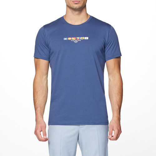 Wild Thing T-Shirt - Steadfast Navy