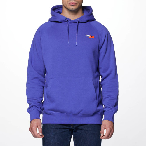 Wild Thing Hoodie - Winged Blue