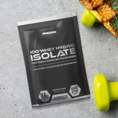 Sachet 100% Whey Hydro Isolate SS 31 g