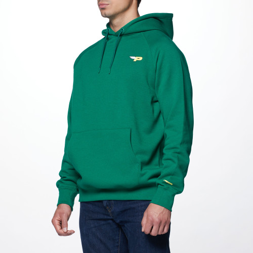 Wild Thing Hoodie - Winged Green