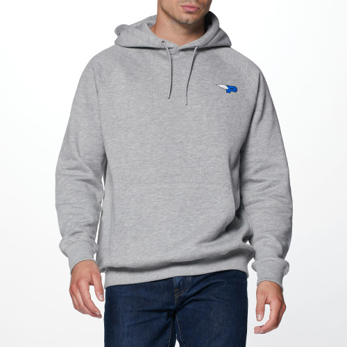 Wild Thing Hoodie - Winged Grey