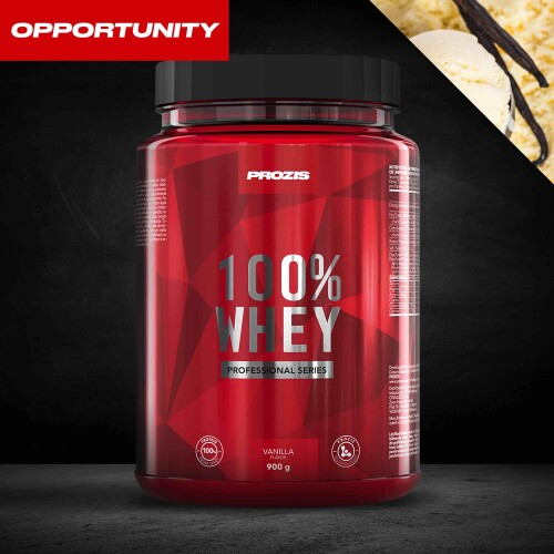 100% Whey Professional 900 g Opportunity