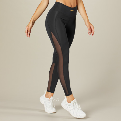 X-Sense Longan Leggings - Black