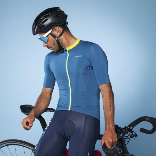 X-Cycle SS Jersey - Pro Blue