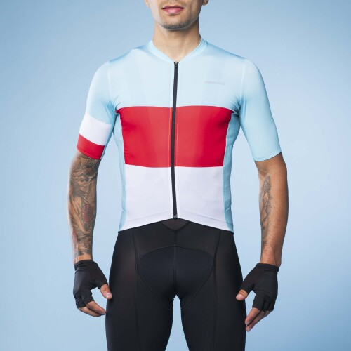 X-Cycle SS Jersey - Elite Blue