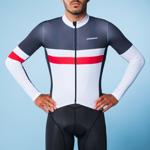 X-Cycle LS Jersey - Elite Black