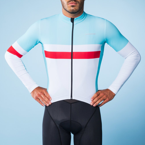 X-Cycle LS Jersey - Elite Blue