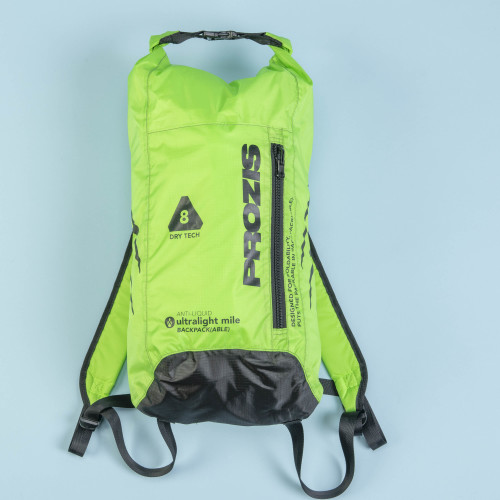Sac ultra-léger  - Mile Runner Neon Green