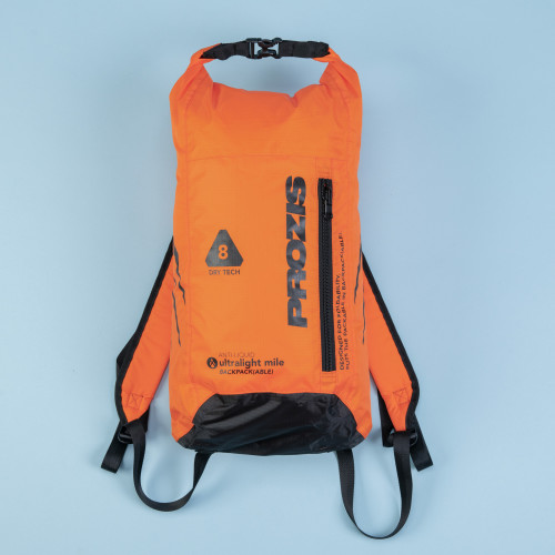 Ultraleichter Rucksack - Mile Runner Orange