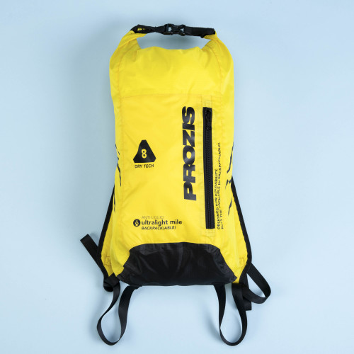 Ultraleichter Rucksack - Mile Runner Yellow