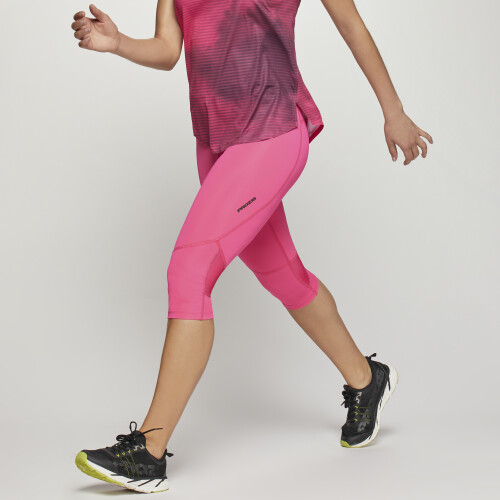 X-Run Boston W Capris - Desire