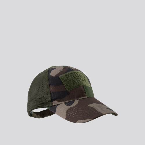 Army Cap - Flag Bearer French Camo