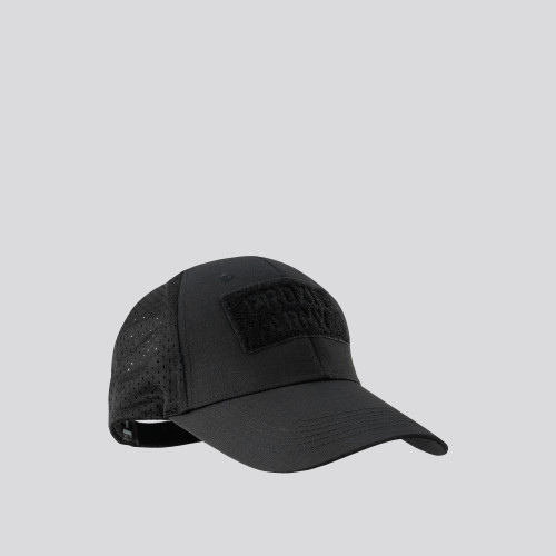 Army Cap - Flag Bearer Stealth Black