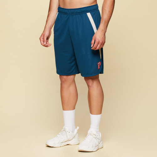 X-College Training Shorts - Compton Navy