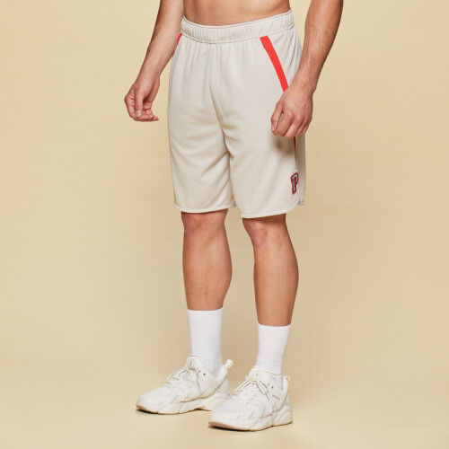 Short de Sport X-College - Compton Light Grey