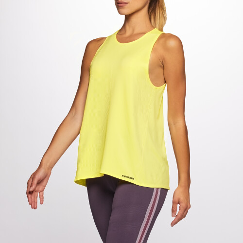 X-Skin Pegasus Tank Top - Limelight