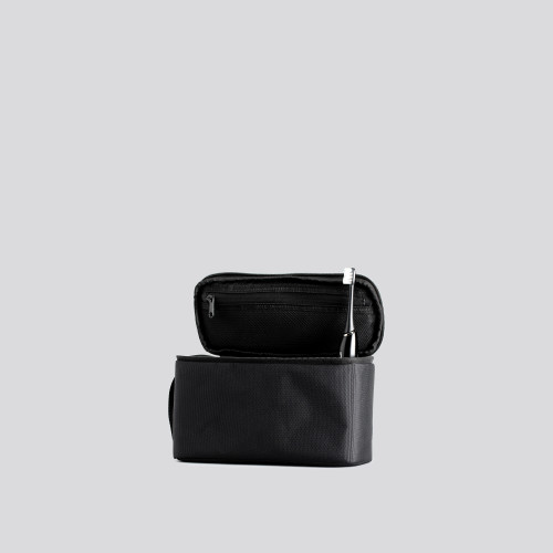 Wash Bag - Sidekick Black