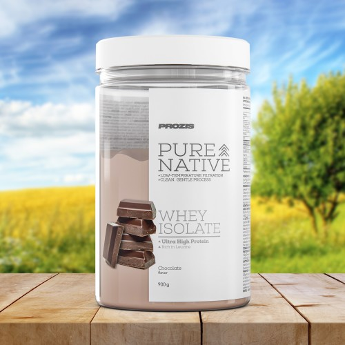 Pure Native Whey Isolate 900 g