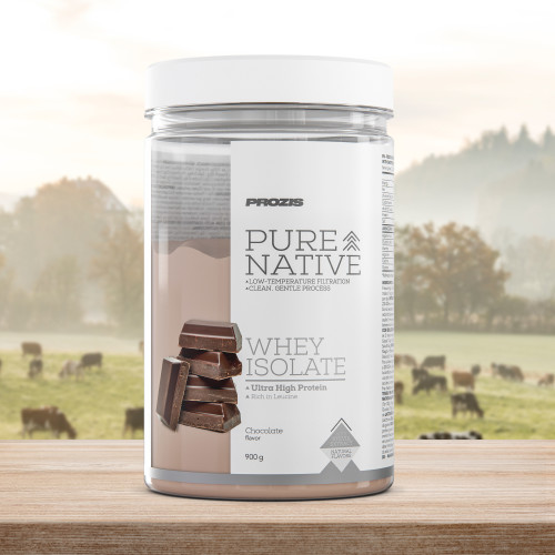Natural Pure Native Whey Isolate 900 g
