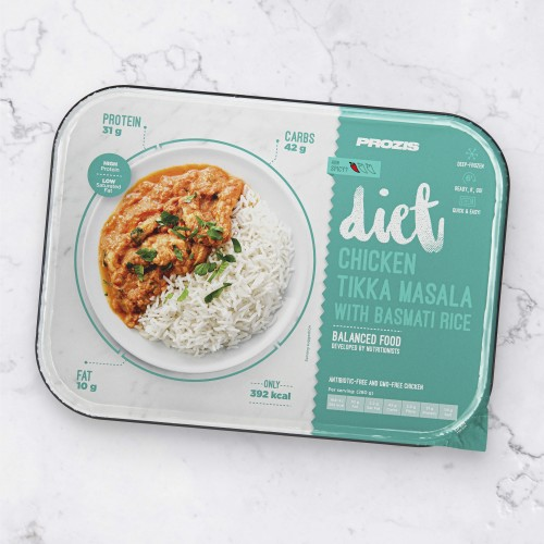 Diet Chicken Tikka Masala