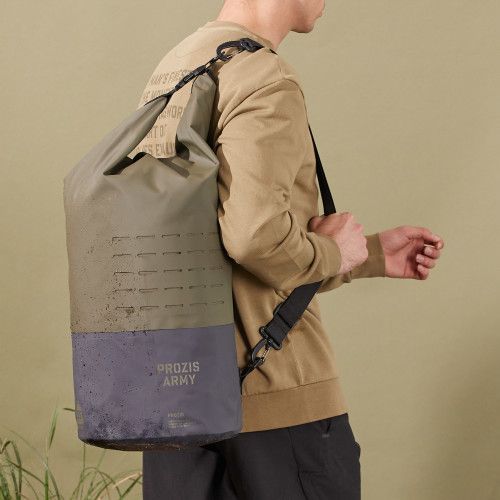 Army Amphibian Dry Bag - 25L Olive Green