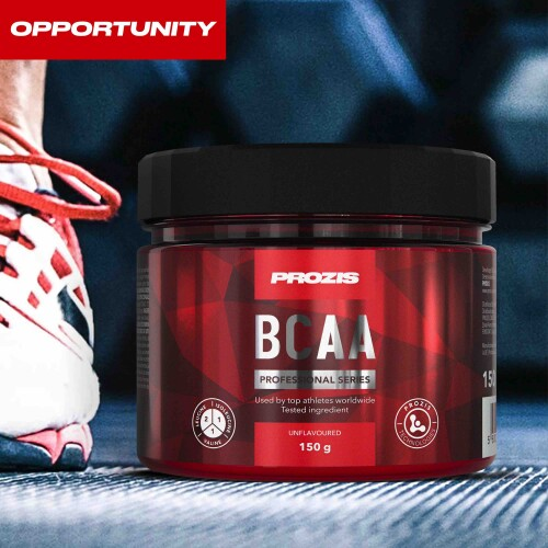 BCAA Professional 150 g Opportunity