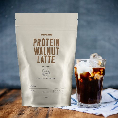 Protein Walnut Latte 400 g