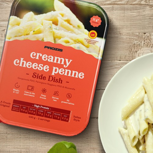 Creamy Cheese Penne