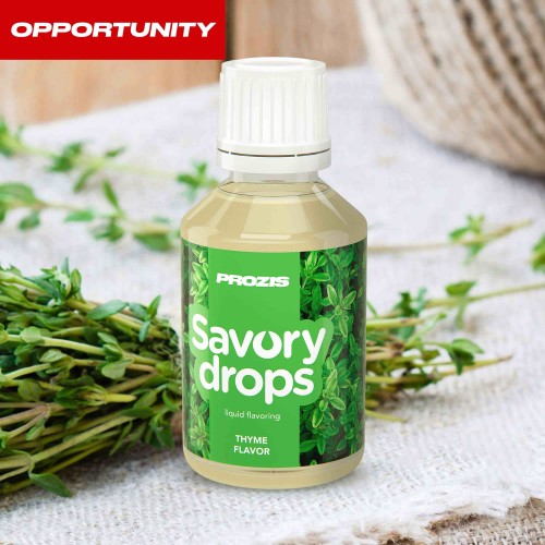 Savory Drops 50 mL Opportunity