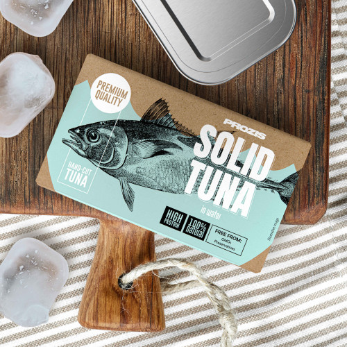 Solid Tuna - In Water 120 g