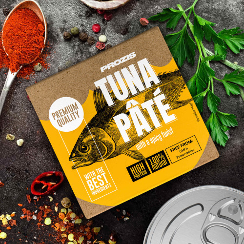 Tuna Pâté - With a Spicy Twist 75 g