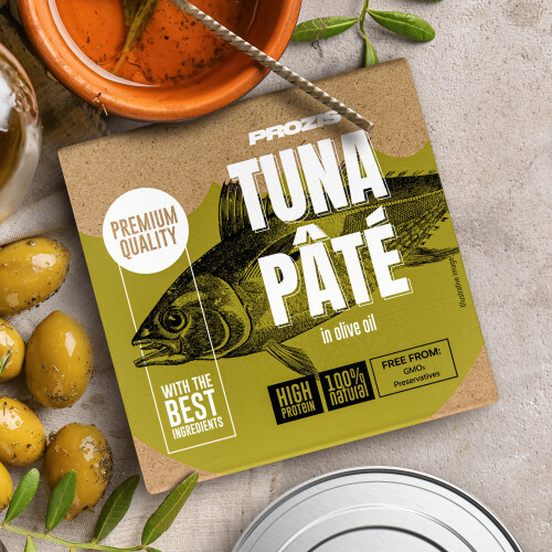 Tuna Pâté - in Olive Oil 75 g