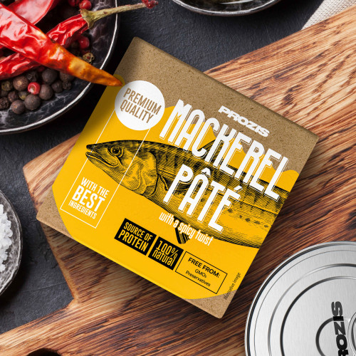 Mackerel Pâté - With a Spicy Twist 75 g