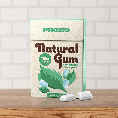 Natural Gum - Mint with Xylitol
