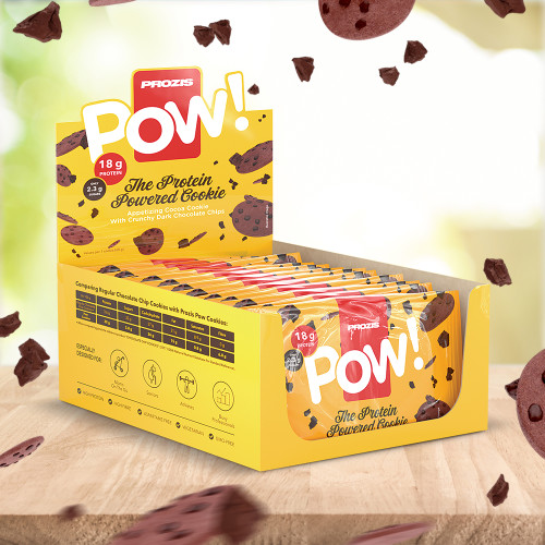 12 x POW! - Protein Cookie 60 g