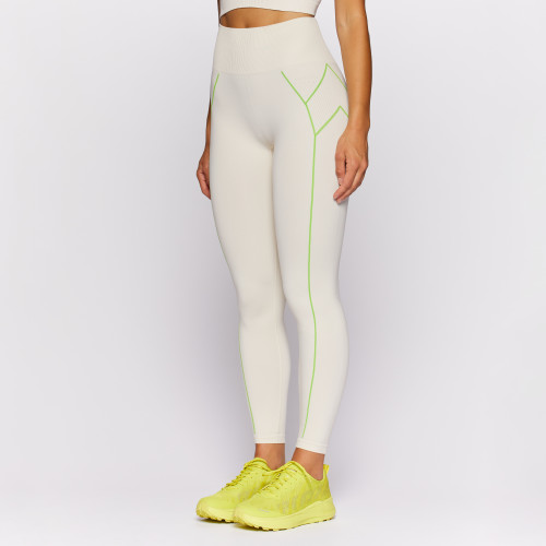 Peak Niobe Leggings - Ivory