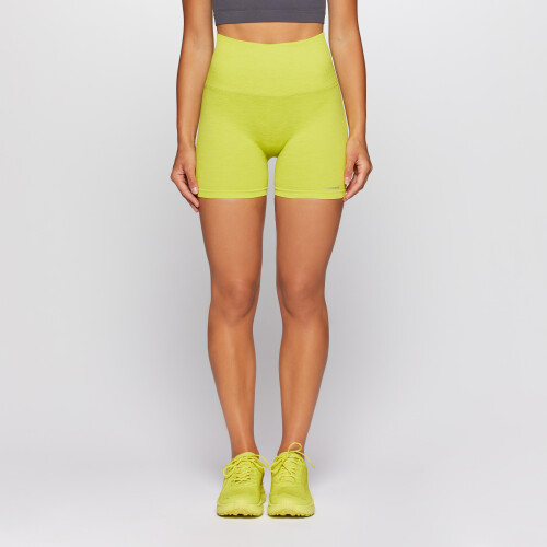 X-Skin Motion Medium Shorts - Neon Green