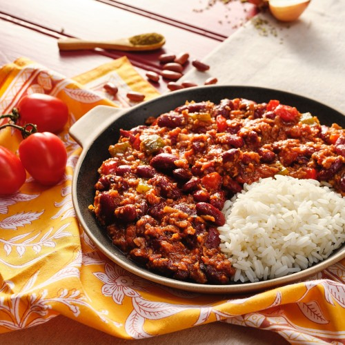 Mexican Vegan Chili