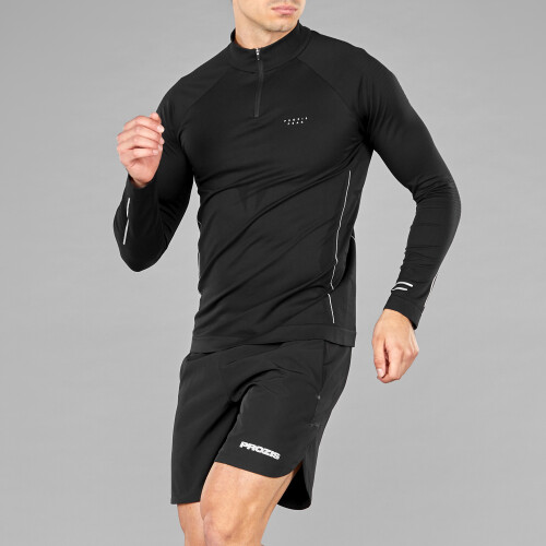 Peak Neo Langarm Baselayer - Night