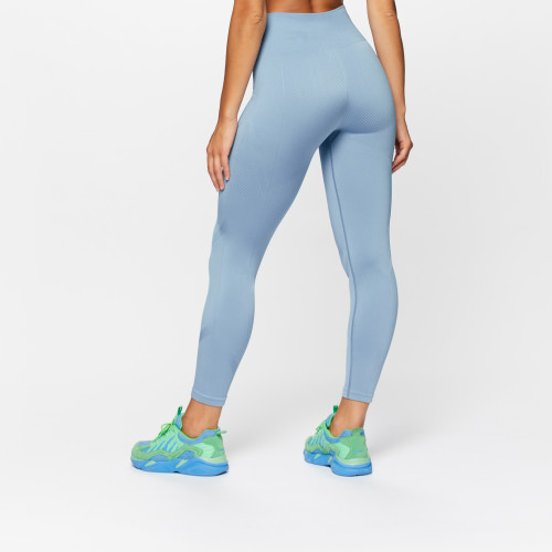 Leggings X-Skin Draco 2.0 - Dusty Blue