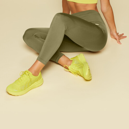 Leggings X-Skin Draco 2.0 - Military Olive