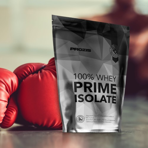 100% Whey Prime Isolate 400 g