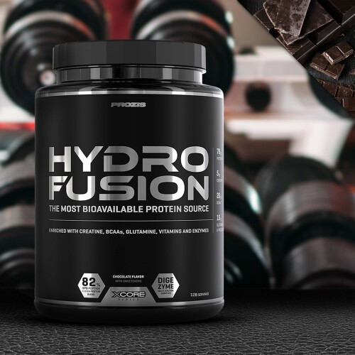 Hydro Fusion SS 4000g