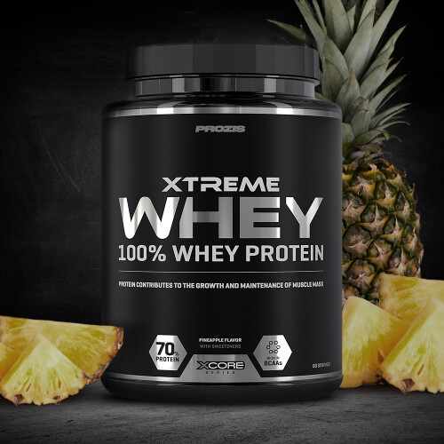 Xtreme Whey Protein SS 2000 g