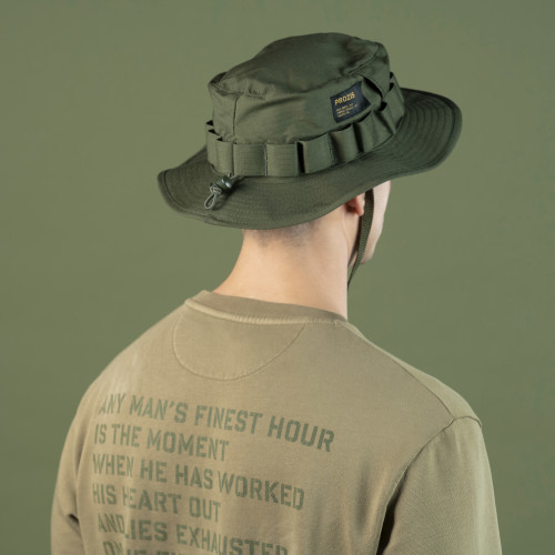 Army Boonie Hat - Field Olive Green