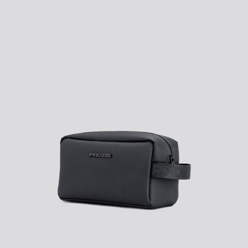 Peak Wash Bag - Overnight Black